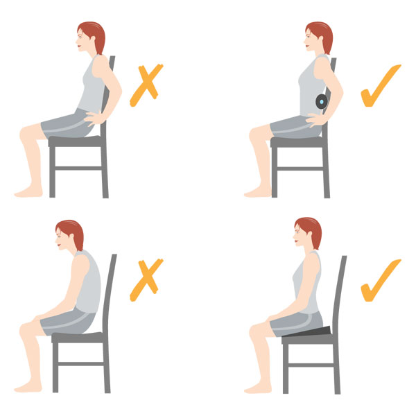 Correct Sitting Posture   Dr Posture®