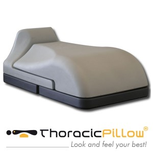 Thoracic Pillow for better Posture and better health